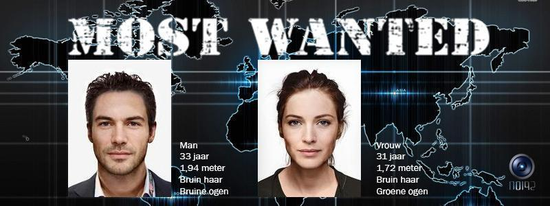 Most Wanted oplichters